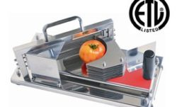 commercial tomato slicer 1/4