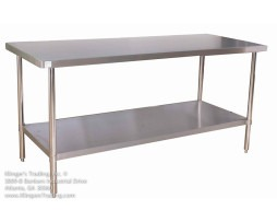 Stainless Work Tables